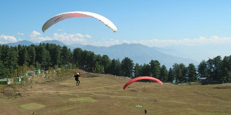 Best Adventure Sports in Kashmir