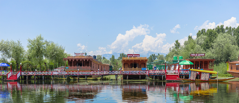Srinagar Tourist Places