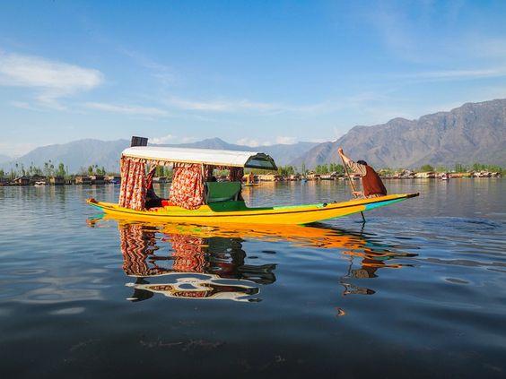 The Heritage of Kashmiri Houseboats