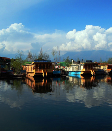 Houseboat Offer